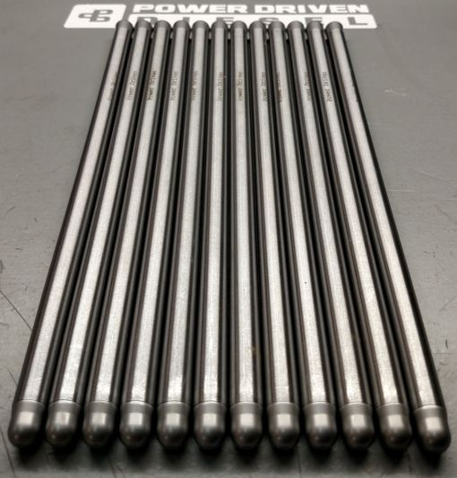 POWER DRIVEN DURAMAX PUSHRODS STAGE 1