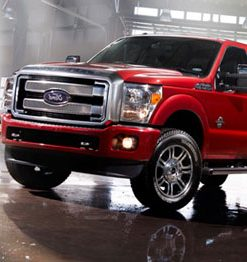 Ford Diesel Truck Products