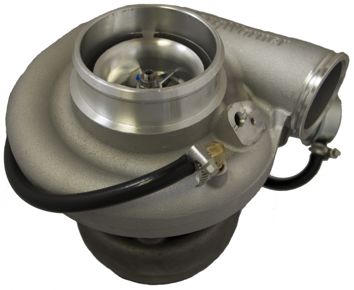 BorgWarner Turbo SXE Drop in Kit For 2nd Gen Dodge 5 9L Cummins