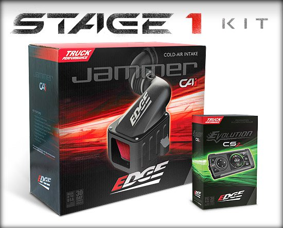 FORD 2003-2007 6.0L STAGE 1 POWER PACKAGE (CALIFORNIA EDITION DIESEL EVOLUTION CS2/JAMMER CAI)