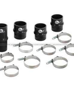 BladeRunner Intercooler Couplings and Clamps Kit; Dodge Diesel Trucks 03-07 L6-5.9L (td)