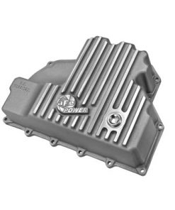 COV Oil Pan; Ram Trucks 14-15 V6-3.0L (td) Raw Machd Fins