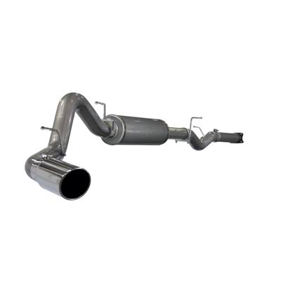 2003-07 Ford 6.0L Power Stroke Cat Back 409 SS  Large Bore Exhaust System Hd