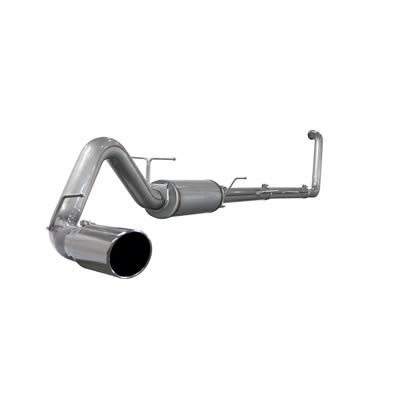 2003-07 Ford 6.0L Power Stroke Turbo Back Off Road 409 SS  Large Bore Exhaust System Hd