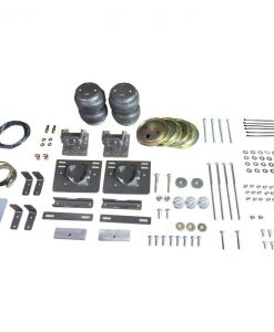 Ford F250 and F350 models with in bed hitches PACBRAKE AIR SUSPENSION KIT