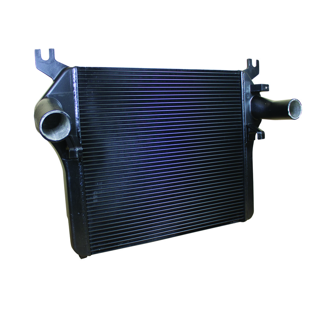 Xtruded Charge-Air-Cooler - 2010-2012 Dodge 6.7L