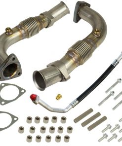 UpPipes Kit - Ford 2008-2010 6.4L - Exhaust Manifolds Required