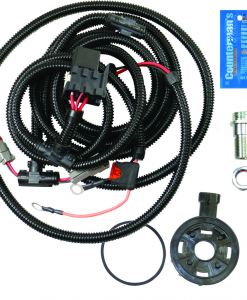 Flow-MaX Fuel Heater Kit - 12v 320W - BD Flow-Max WSP