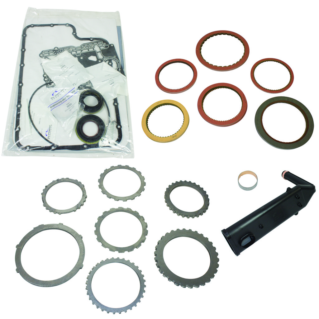 Built-It Trans Kit Ford 2005-2007 5R110 Stage 1 Stock HP Kit