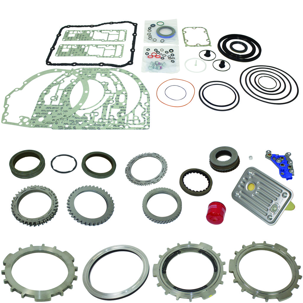Built-It Trans Kit Chevy 2006-2007 LBZ 6spd Allison Stage 4 Master Rebuild Kit**A CORE CHARGE OF $200 IS INCLUDED**