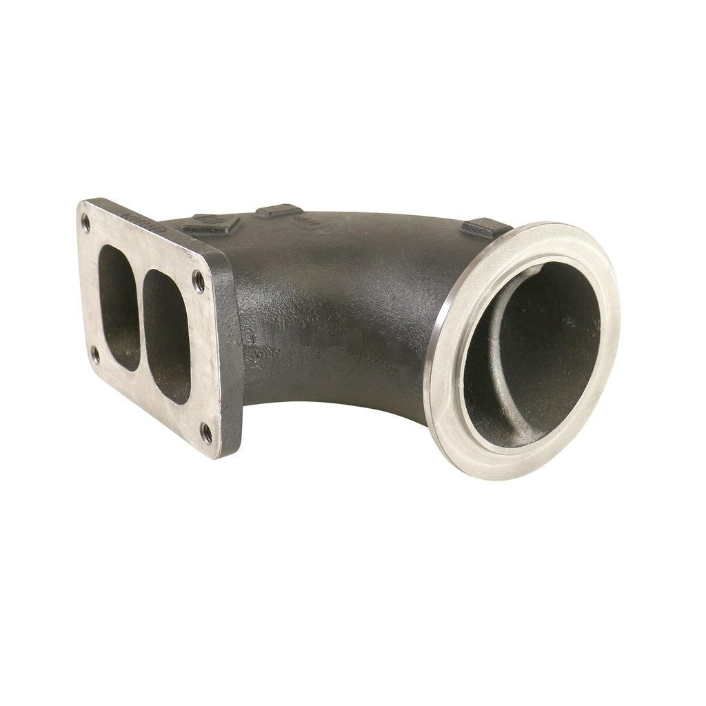 Hot Pipe Adapter - S300SX-E to T6 Turbo