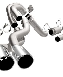 07 Gm Duramax 6.6L 4 Inch Dual Exit Dpf Xl Series With Polished Inter-Cooled Tip