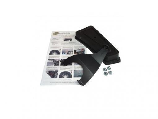 Snow Plug For intak kits with optional scoop