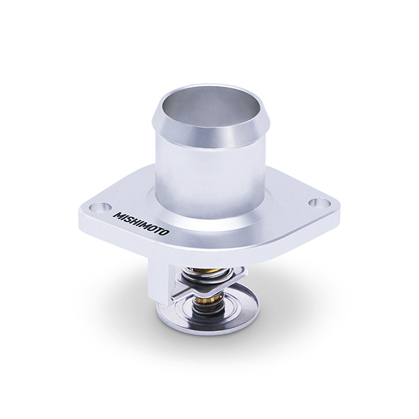 Ford 6.0L Powerstroke High-Temperature Thermostat and CNC Housing