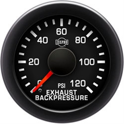 EV  EXHAUST BACKPRESSURE 0-120 - STYLE 2