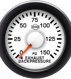 EV  EXHAUST BACKPRESSURE 0-150 - STYLE 4