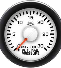 2007-2009 Rail Pressure Gauge Dodge 6.7 and GM LMM EV2
