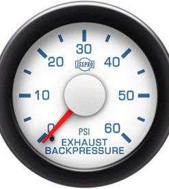EV  EXHAUST BACKPRESSURE 0-60 - STYLE 5