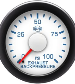 EV  EXHAUST BACKPRESSURE 0-100 - STYLE 5