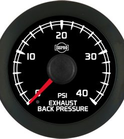 EV  EXHAUST BACKPRESSURE 0-40 - STYLE 8
