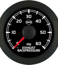 EV  EXHAUST BACKPRESSURE 0-60 - STYLE 8