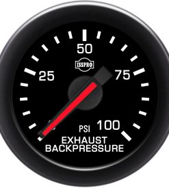 EV  EXHAUST BACKPRESSURE 0-100 - STYLE 11