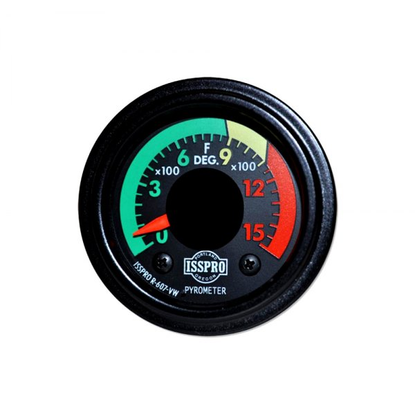 Pyrometer 2 1/16 In. F/S 1500F Color Code W/6' Kit