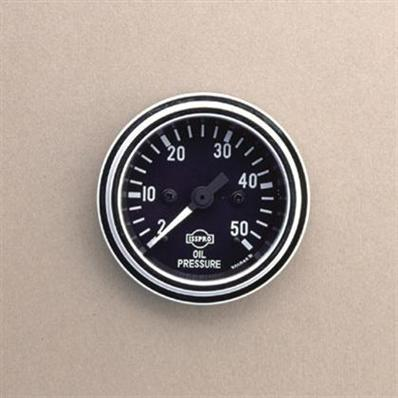 Gauge Mech Oil Psi 50# Chr