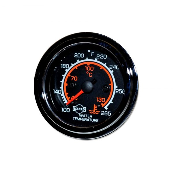 Gauge Mech E/M Wtr Temp 144 In.