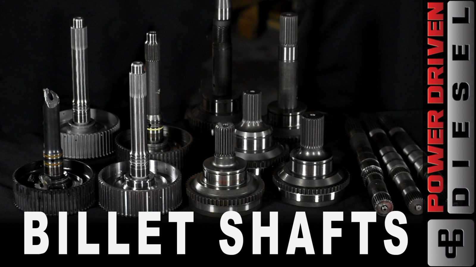 Transmission Shafts - What You Need to Know! | Power Driven