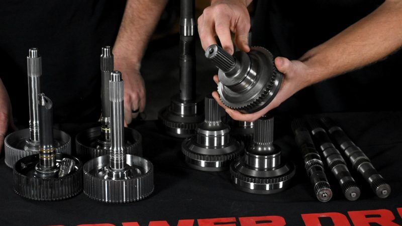Transmission Shafts - What You Need to Know! | Power Driven Diesel