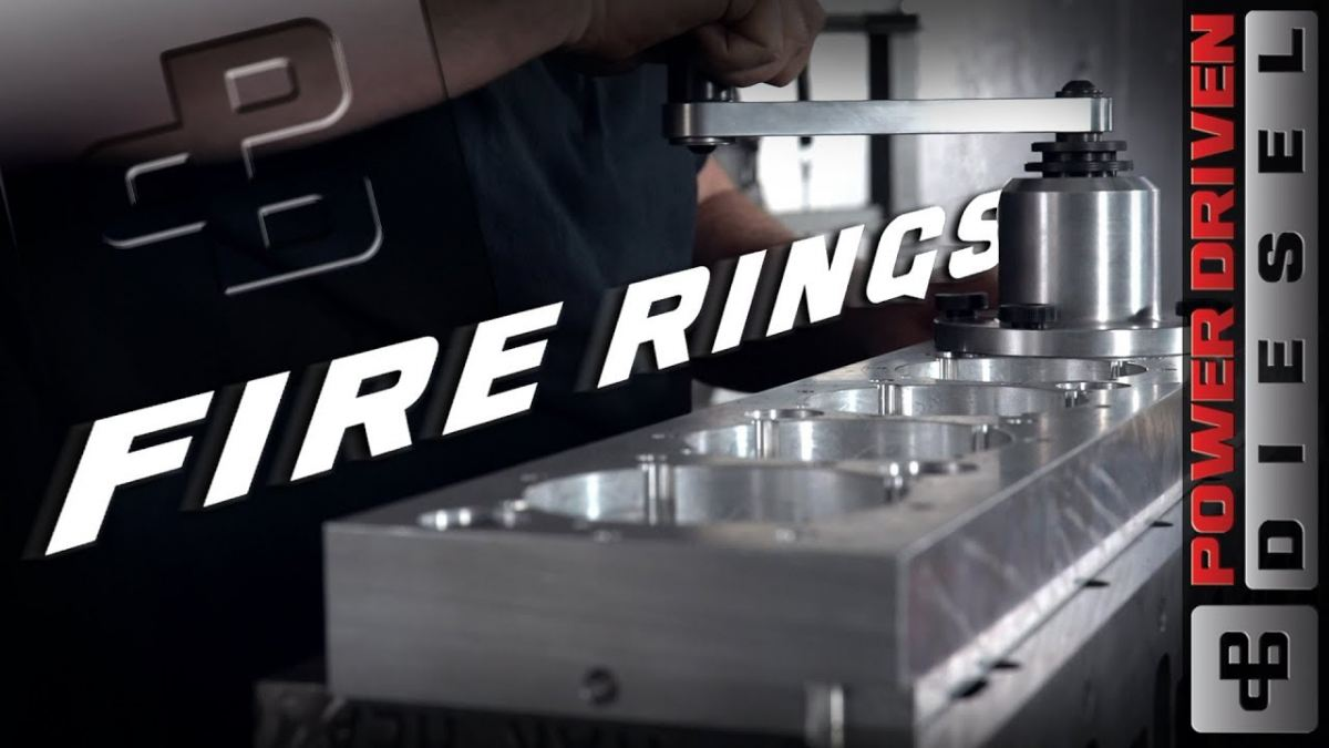 When Should You Put Fire Rings On A Diesel? | Power Driven