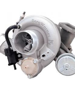 Turbo With Housing
