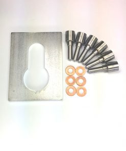 Dodge 03-04 Injector Nozzle Set - 50 (15% Over)